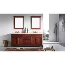 72 Double Bathroom Vanities by Eviva Elite Stamford 72