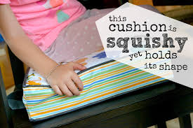 Booster Cusion Mommy Testers Luv Chicken A Portable Booster Cushion For