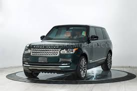 land rover suv 2016 land rover range rover for sale inkas armored vehicles