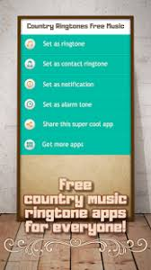 free country ringtones for android country ringtones free android apps on play