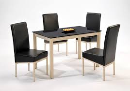 Chair Dining Table Kobe Table - 4 chair dining table designs