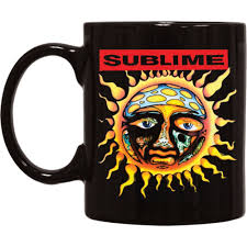 amazon com sublime sun glow 11oz coffee mug kitchen u0026 dining