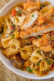 cheesecake factory louisiana chicken pasta copycat dinner then