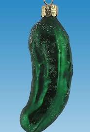 christmas pickle christmas pickle ornament 4 abc imports imported gifts