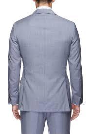 ferraro slate blue jacket menswear