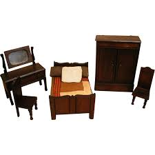 reserved english doll house furniture elgin lines bros bedroom
