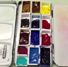 411 best watercolors palette images on pinterest art supplies