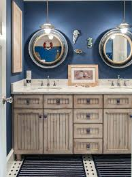Beach Decor Bathroom Ideas Seaside Themed Bathroom Mirrors Nautical Livingroom Decorating