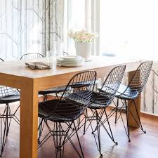 eames wire side table charles ray eames style dkr wire side chair black s alternative