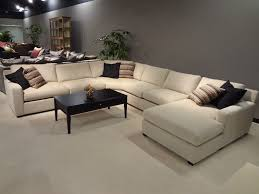 Brown Leather Sectional Sofas by Light Brown Leather Sectional Sofa Tehranmix Decoration