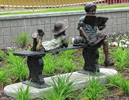 133 best boy and garden statues images on garden