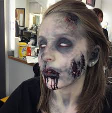 halloween prosthetics 33 quirky zombie makeup ideas for a ghoulishly delightful