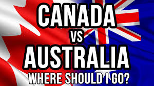 canada vs australia where should i go