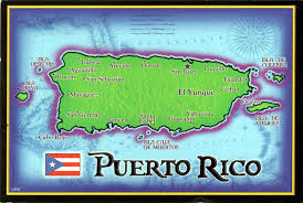 Puerto Rico United States Map by World Come To My Home 2678 United States Puerto Rico Puerto
