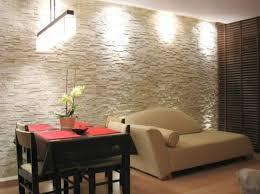 pareti sala da pranzo decorazione della casa 盪 pareti in pietra per interni