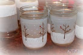 mason jar candles for christmas candles decoration