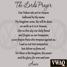 the lord s prayer bible wall decal our father vinyl wall art home wall quotes bible verses the lord s prayer bible wall decal our father vinyl wall art scripture quote