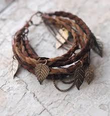 leaf wrap bracelet images 640 best wrap bracelets images beaded jewelry jpg