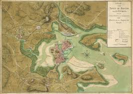 Map Of New York Harbor by Two Revolutionary War Maps Of Boston Harbor 1776