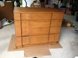 Furniture General Finishes Gel Stain Stain Dark Walnut Wood by Dresser General Finishes Gel Stain In American Oak On Solid Cherry