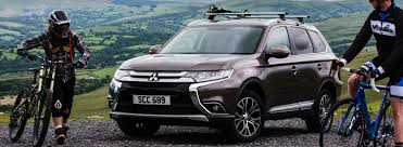 outlander diesel 7 seat 4x4 suv mitsubishi motors in the uk