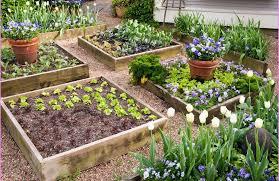 Raised Garden Box Plans Concept