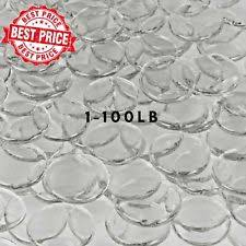 Clear Vase Gems Glass Gems Ebay
