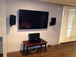 home theater wall stand bathroom marvellous new room needs speakers wall avs forum home