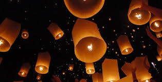 lanterne chinoise mariage lanterne volante comme animation de mariage
