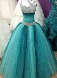 cool dresses multi couleurs sweetheart perles quinceanera robes robe de bal