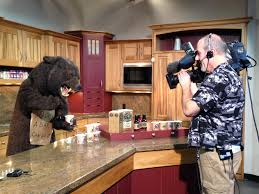 joel and the bear show off our minute muffins on kutv 2 u0027s fresh