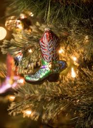assorted cowboy boot ornament official site for wildhorse saloon