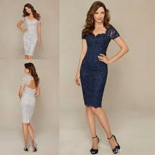 evening wedding dresses navy blue silver of the dresses sheath lace