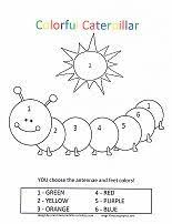 printable coloring pages to learn colors 26 free printable alphabet color by number pages and 10 color by