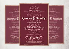 Free Sample Wedding Invitations Elegant Wedding Invitation Templates Wblqual Com