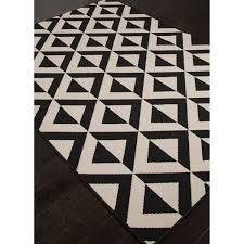 Black Outdoor Rugs by Black Indoor Outdoor Carpet Homesfeed
