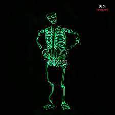 glow in the dark halloween pajamas glow in the dark dance costume glow in the dark dance costume