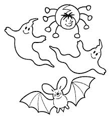 coloriage divers halloween 2 à colorier allofamille
