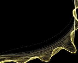 black and gold ribbon black gold background