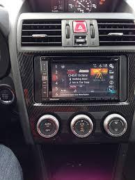 lexus is aftermarket navigation head unit diy info replacing 2015 wrx navigation unit with aftermarket nasioc