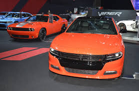 Dodge Challenger 2016 - dodge expands popular go mango color to all chargers challengers