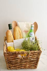 new neighbor gift basket gift ideas pinterest gift basket