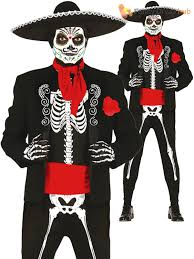 halloween skeleton costume mexican skeleton costume mens day of the dead halloween