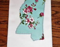 Kitchen Tea Gift Ideas Applique Tea Towel Etsy