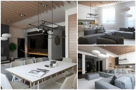 neutral home interior colors 5 modern homes with contemporary interior design in neutral colors
