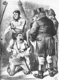 victorian london crime violence and assault garotting mugging