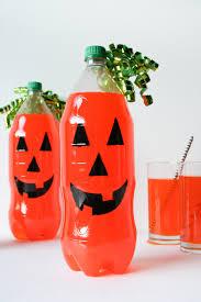 diy halloween jack o u0027lantern soda bottle salty canary