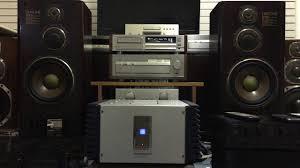 ds 9 home theater system sony ta n1 u0026 ta e1 u0026 diatone ds 2000 youtube