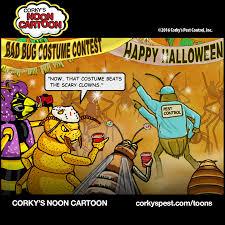 corky u0027s noon cartoons oct 2016