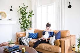 sara u0027s living room reveal emily henderson